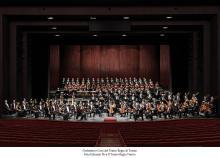orchestra e coro del Teatro Regio